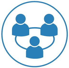 Cooperative sociale icon